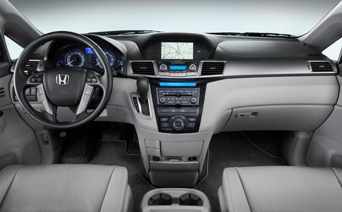Honda Odyssey Fea Por Fuera Novedosa Por Dentro Alsrac Productions