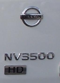 Nissan NV 3500HD,  la Sprinter japonesa yfea.