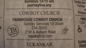 La Iglesia delVaquero.