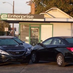 Prueba de que a los Hyundai los ven como autos paraflotillas.