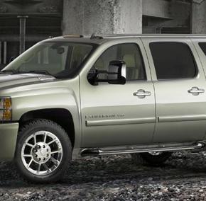 La Chevrolet Suburban mas fea detodas.