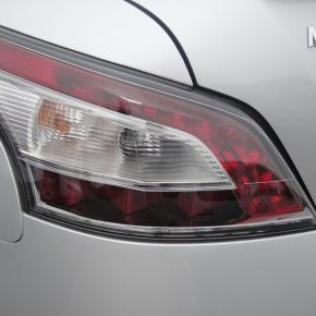 Nissan Maxima 2012, actualizacion de mediociclo.