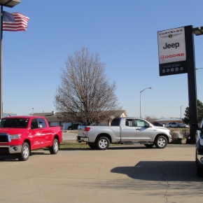 Nuevos modelos Chrysler, Dodge yJeep.