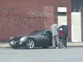 Pregunta Semanal 1: Cuantos Pontiac Solstice Coupes has visto en lacalle?