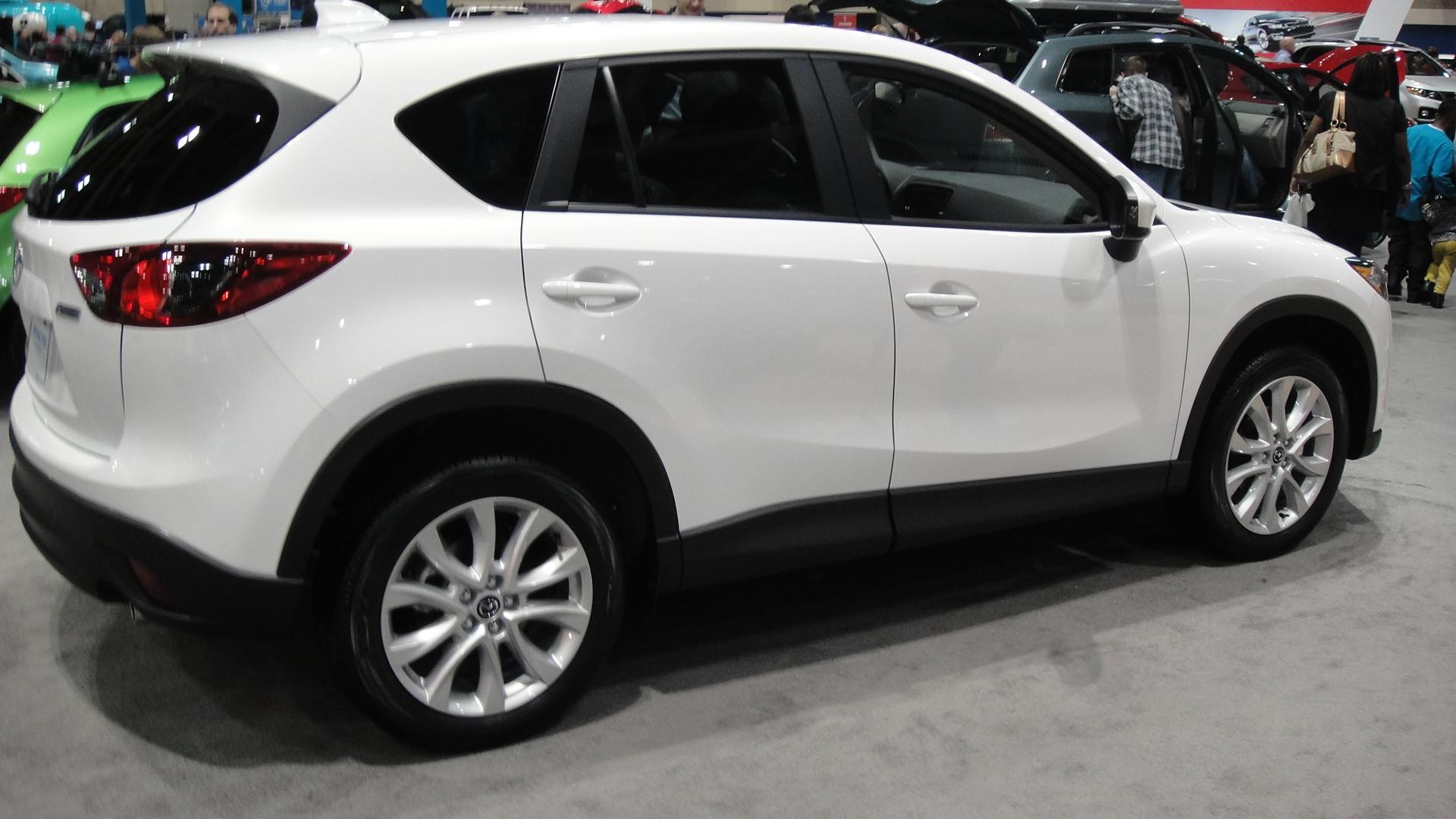 Mazda Cx 5 2013 Presentando La Nueva Cara Alsrac