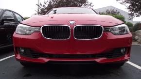 BMW Serie 3 sedan 2012: Totalmente nuevo aunque carece denovedad.