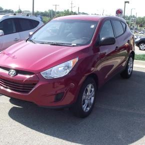 Hyundai Tucson 2013.