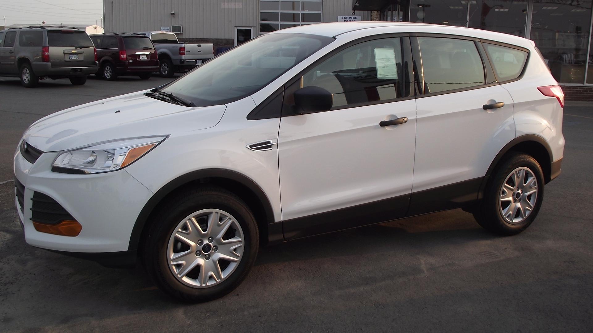 Ford Escape 2013: un Focus inflado. | ALSRAC Productions