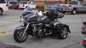 Triciclos Harley: para los hippies sinequilibrio.
