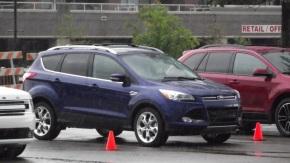 Manejando: Ford Escape Titanium2013.