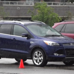Manejando: Ford Escape Titanium 2013.