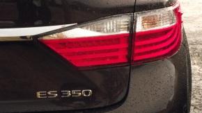 Lexus ES 350 2013: Antes un Camry, hoy un Avalon delujo.