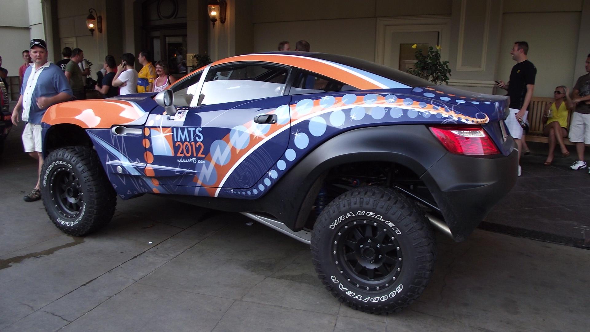 Local Motors Rally Fighter 2012 De Todo Un Poco Alsrac Productions