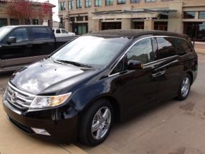 CM: Honda Odyssey2013.