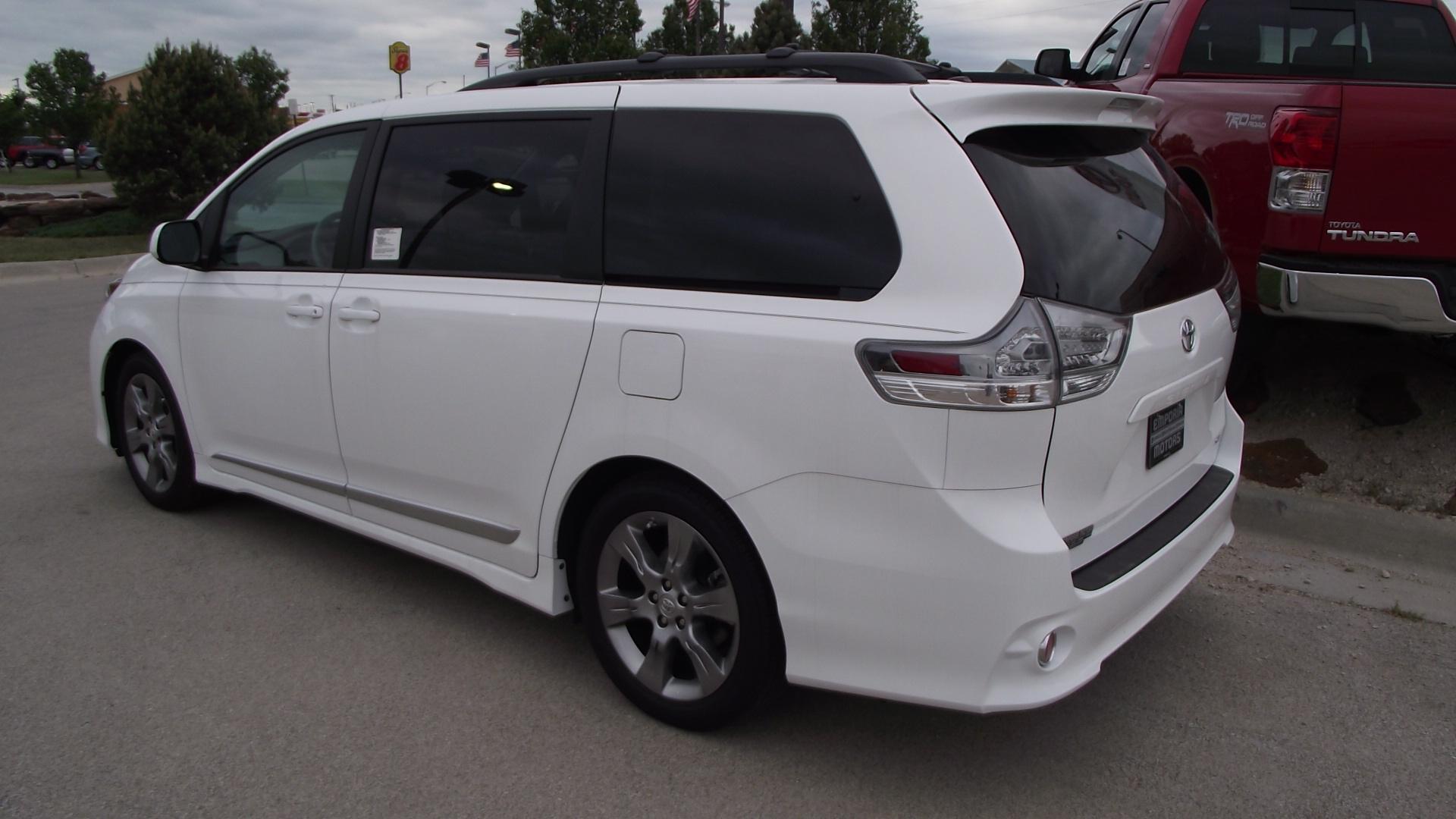 Cm Toyota Sienna 2013 Alsrac Productions
