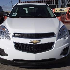 Chevrolet Equinox 2013: La evolucion de la CaptivaSport.