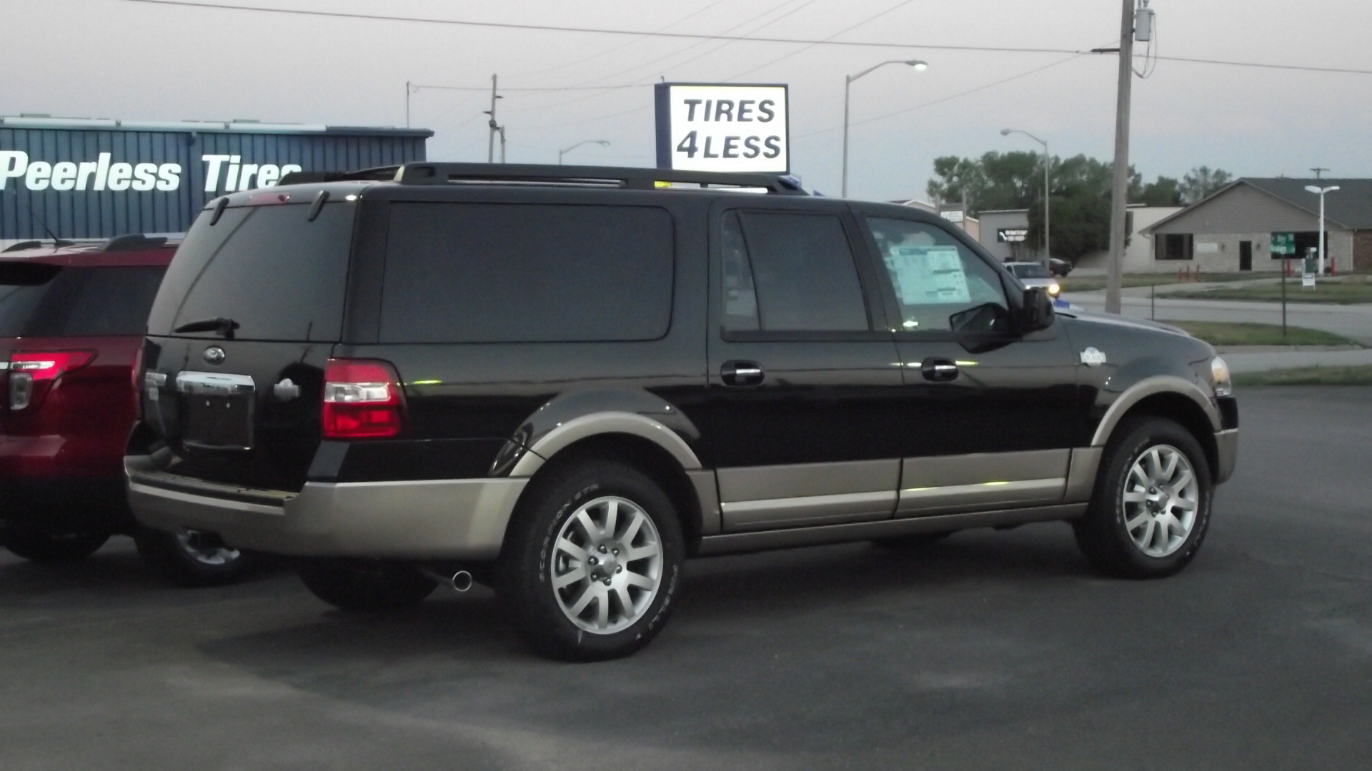 Ford Expedition El 2013 on 2013 Ford Expedition