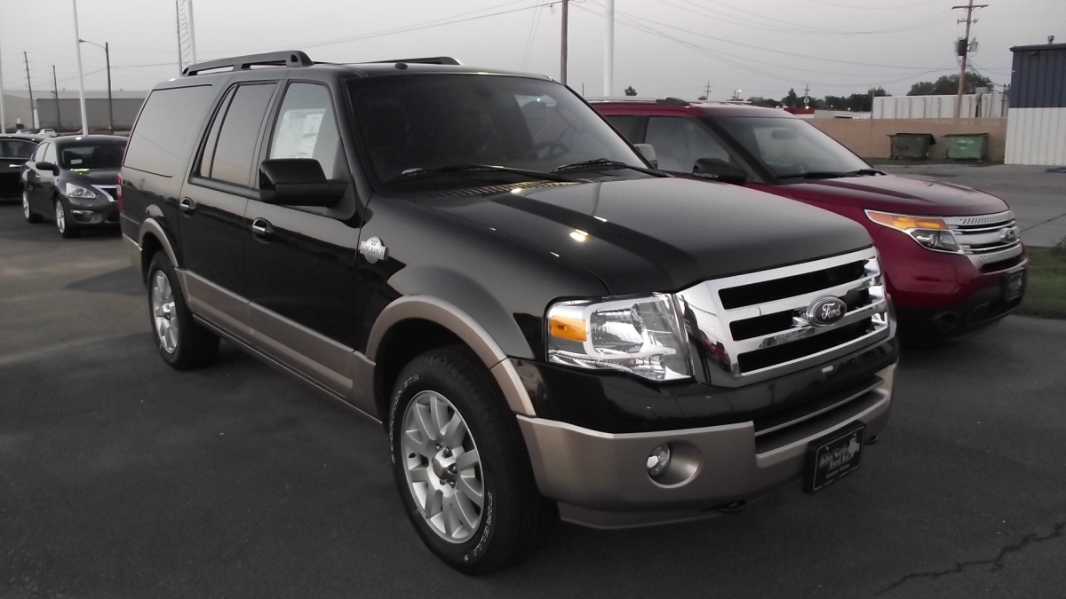 Ford Expedition El >> Ford Expedition EL 2013. | ALSRAC Productions