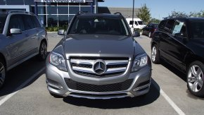 Ya a la venta: Mercedes Benz GLK 3502013.