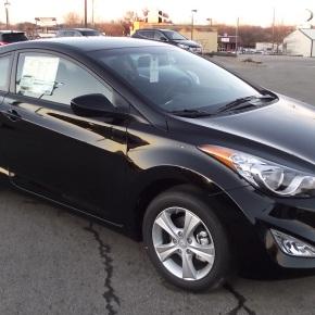 Ya a la venta: Hyundai Elantra coupe2013.