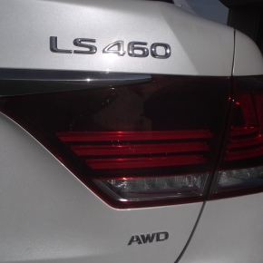 Lexus LS 2013: Perdiendo la elegancia, ganandodeportividad.