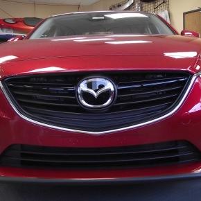 Ya a la venta: Mazda 62014.