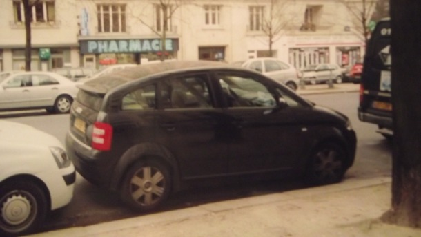 Audi A2.