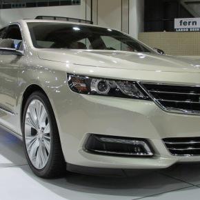 ACS 2013: Chevrolet Impala 2014, una buenarenovada.