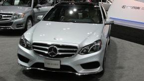 ACS 2013: Mercedes Benz Clase E Sedan 2014, deja de ser un 4ojos.