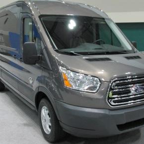 ACS 2013: Ford Transit 2014, por fin transitara en supatria.
