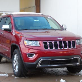 Ya a la venta: Jeep Grand Cherokee2014.