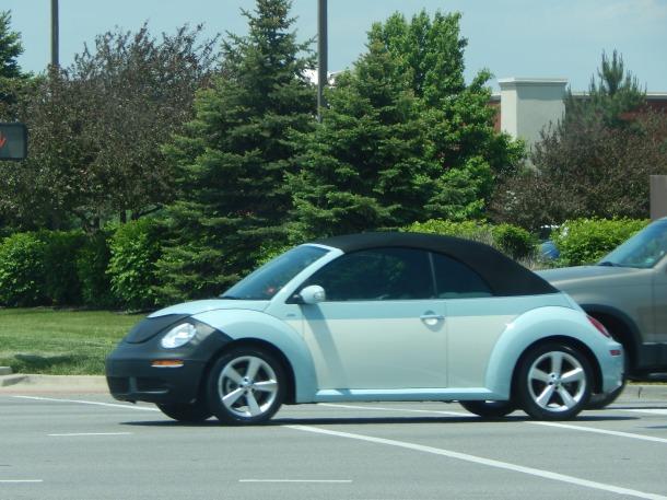 VW New Beetle Ultima Edicion.