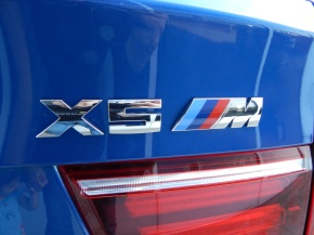 BMW X5 M 2013: la super SUV.