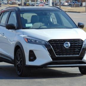 Nissan Kicks 2021: Estirada de ojos y algomás.