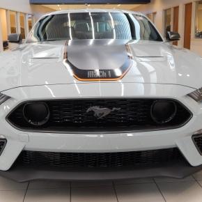Ford Mustang Mach 1 2021: Un potro deverdad.