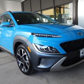 Hyundai Kona 2022: La rareza es suprioridad.