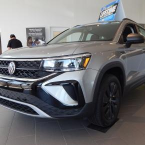 VW Taos 2022: Premio deconsolación.