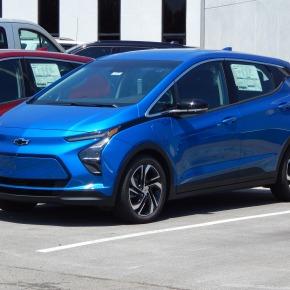 Chevrolet Bolt 2022: Del presente alfuturo.