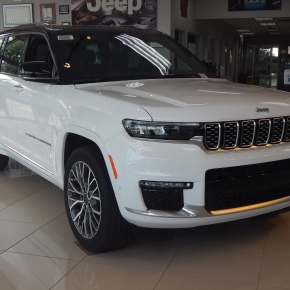 Jeep Grand Cherokee L 2021: PrimerActo.