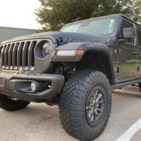 Jeep Wrangler Unlimited Rubicon 392 2021: HemiIncluído