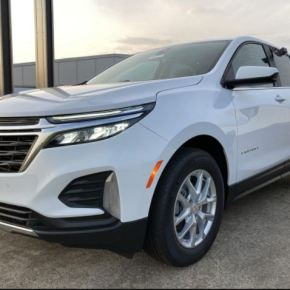 Mini Actualizada: Chevrolet Equinox2022.