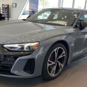 Audi e-Tron GT 2022: El Taycan de los 4aros.