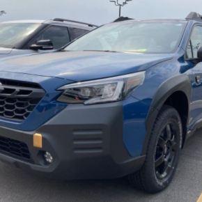 Subaru Outback Wilderness 2022: LaAnti-Crossover.
