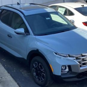 Hyundai Santa Cruz 2022: Aparienciaengañosa.