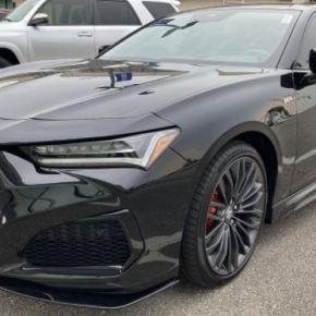 Acura TLX Type S 2021: Por las viejas…glorias