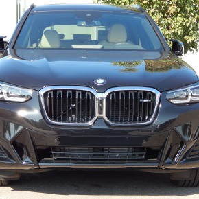 BMW X3 2022: Lo mismo, perodiferente.