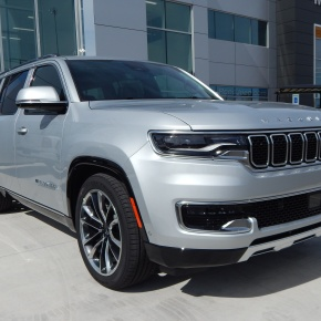 Jeep Wagoneer 2022: Segundoacto.